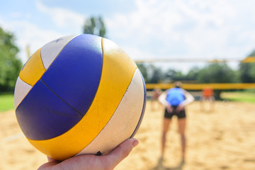 Trendsport Beachvolleyball