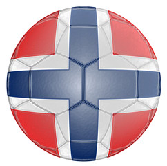 Soccer Ball Norway