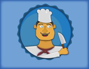 Restorant chef
