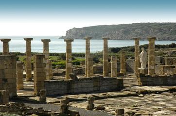 Ruinas Romanas de Baelo Claudia.Cádiz.España