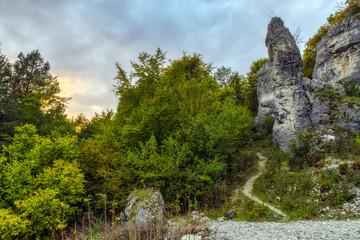Jurassic Hills of Franconia