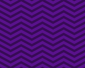 Purple Chevron Zigzag Textured Fabric Pattern Background