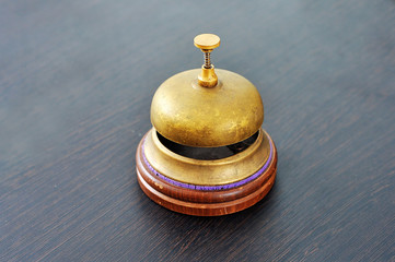 Elegant Old Ring Bell