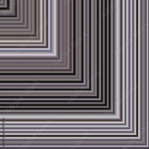 canvas print picture geometric pattern grey