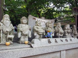 藤森神社 藤森七福神 (京都)