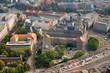 Постер, плакат: Berlin City und die Spree