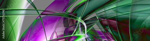 futuristic panorama © neurostructure