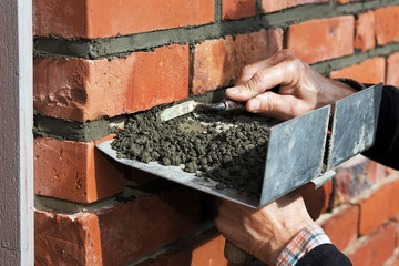 Jointing exposed brickwork