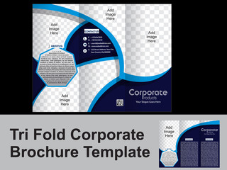 Tri Fold corporate brohure