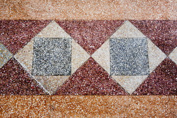 marble-stone mosaic texture.