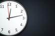 clock at the wall - 71177915