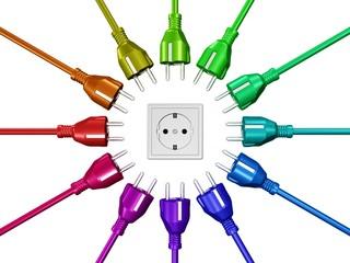 Stromanbieter-Wahl