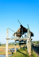Little Hut on Farm land