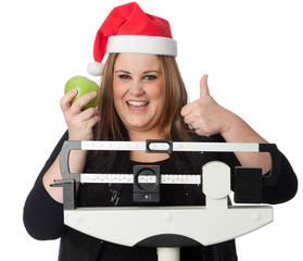 Christmas dieting