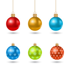 christmas ball toy icon