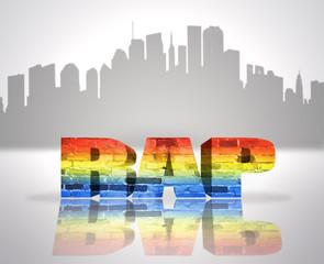 Rap in town