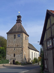 Kapelle in Flecken Lauenstein