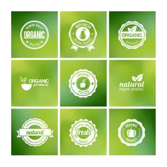 Organic Badges