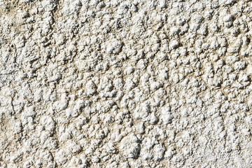 Natural texture. Closeup of saline