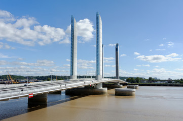 Bordeaux, pont Jacques-Chaban-Delmas