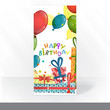 Party Invitation Card Design, Template