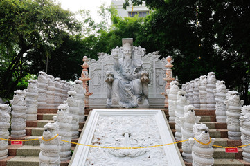 Jade Emperor. Chinese Supreme God.