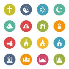 Religion Icons Iconset