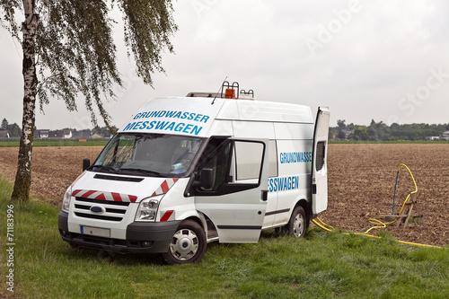 Grundwasser-Messwagen - 71183996