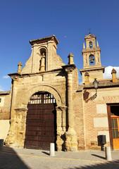 Monasterio de San Zoilo, Antequera, Málaga, España