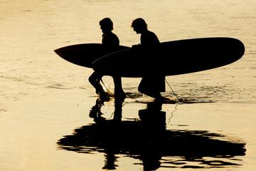 copains surfer