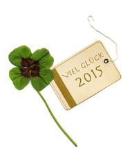 Viel Glück 2015