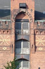 Alter Speicher in Hamburg Speicherstadt 4