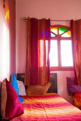 Colourful Classical Moroccan Interior