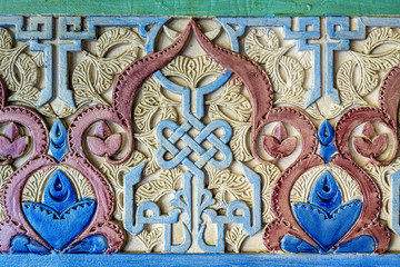 arab arabesque decoration