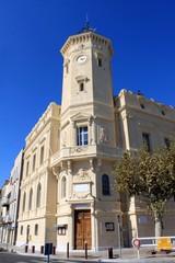 Tour et campanile du musée de La Ciotat