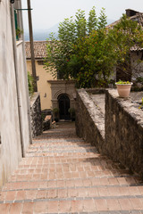 Schönes verstecktes Haus in Pofi / Italien
