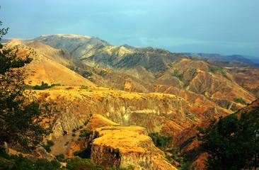 Armenian mountains