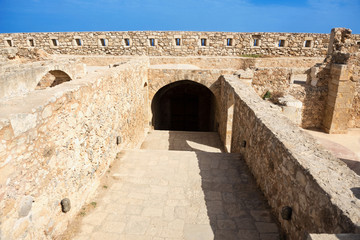 Крепость Фортецца. Ретимно. Крит. Греция
