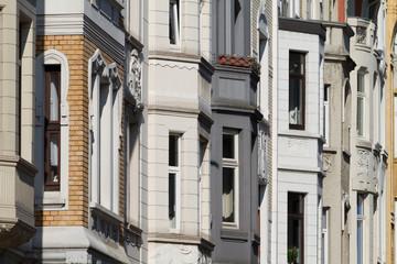 Altbauten in Aachen