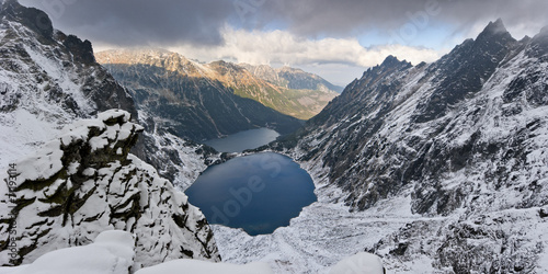 Tatra National Park, Black Pond and Marine Eye - 71193114