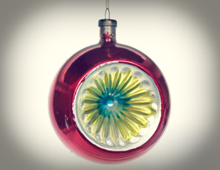 Retro look Bauble picture