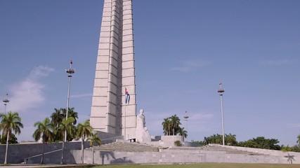 Cuba, La Habana, Havana, Plaza de la Revolucion, Jose Marti