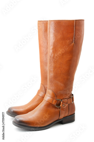 canvas print picture Boots