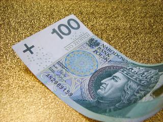 100 PLN - Polish money