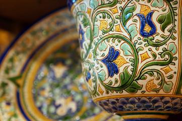 Ethnic ceramics Hungary