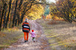 canvas print picture - autumn