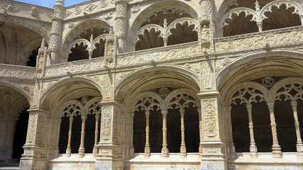 monastery of jeronimos, lisbon