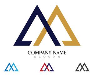 M Logo Template 3