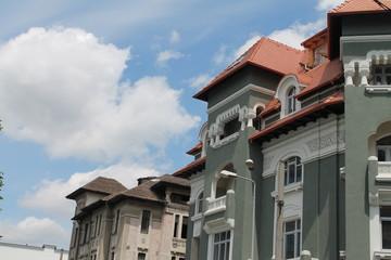Arquitectura en Rumanía