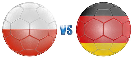 Soccer Poland vs Germany